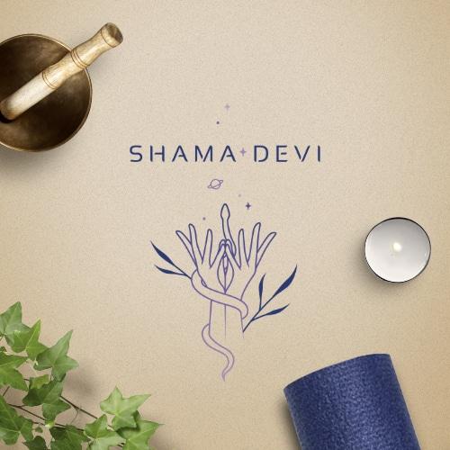 Projet identité visuelle Shama Devi